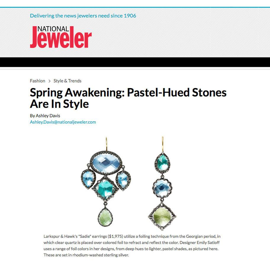 National Jeweler - February 2017