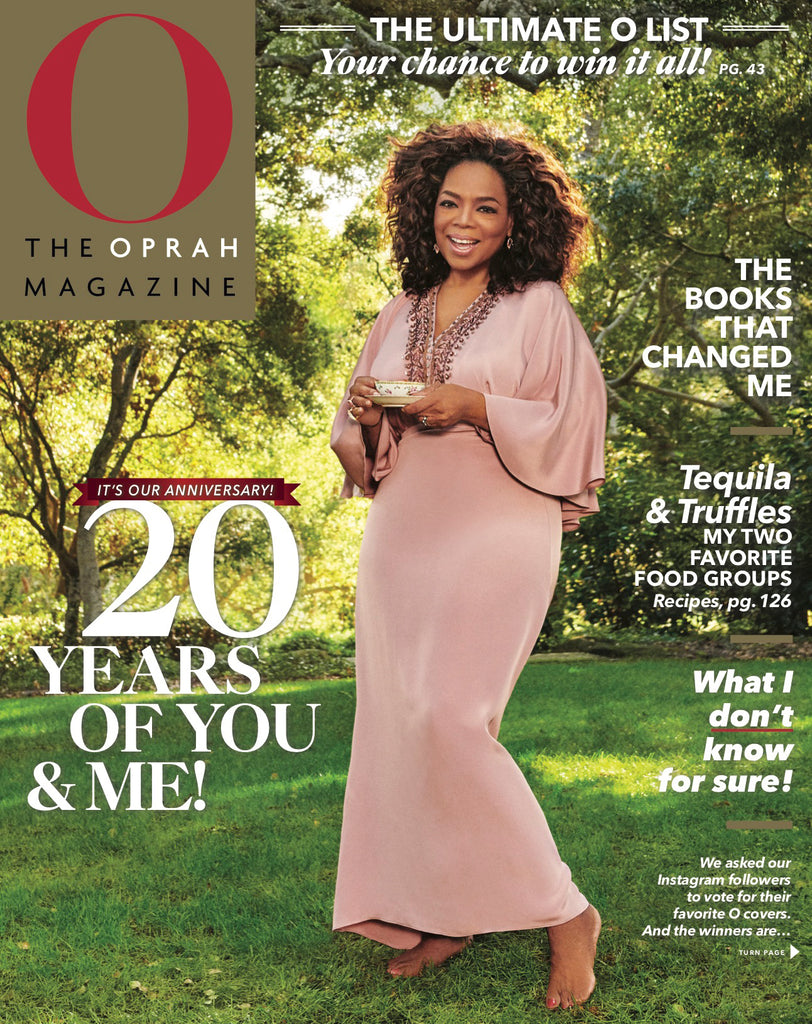 O: The Oprah Magazine - May 2020
