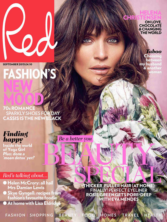 Red UK - September 2015