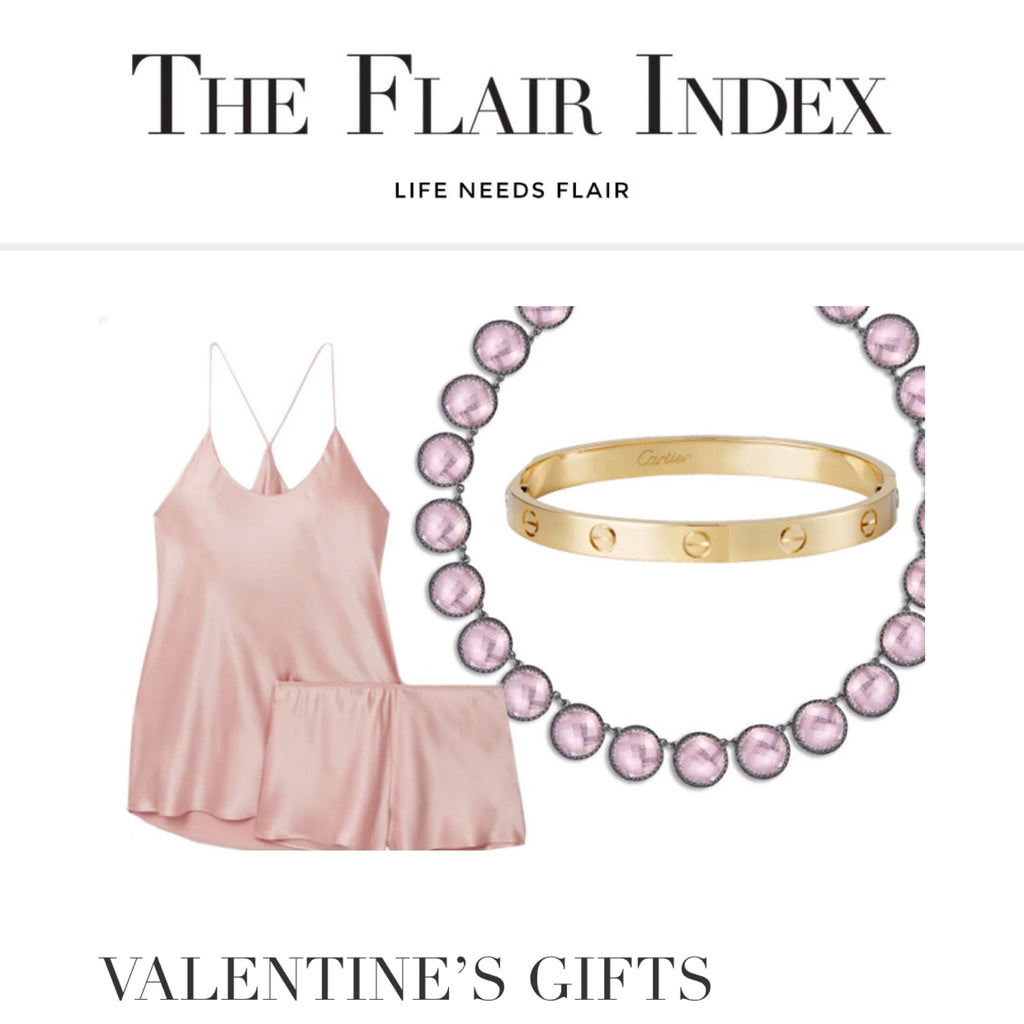 The Flair Index - Valentine's Gifts