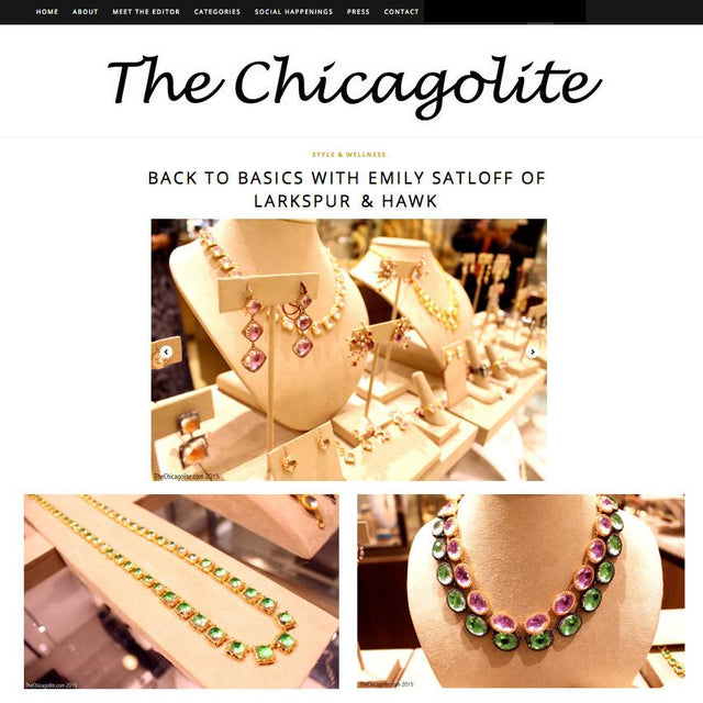 The Chicagolite Blog - May 2015