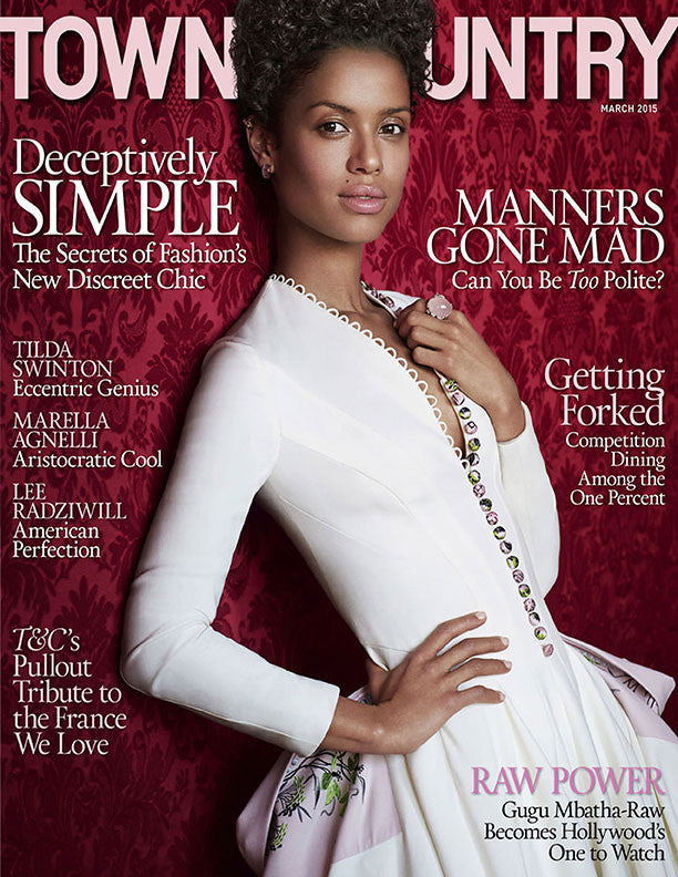 Town & Country Magazine - Jan 2015