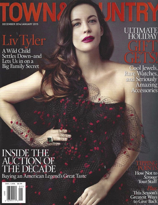 Town & Country Magazine - December 2014