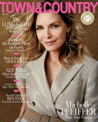 Town & Country March 2021 Cover