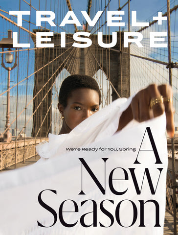 Travel & Leisure March 2021 Cover