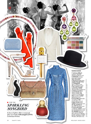 Vanity Fair 17 Gifts for your Favorite Showstopper