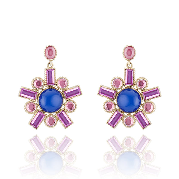 Cora Fancy Chandelier Earrings