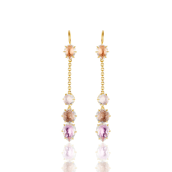 Caterina Chain Earring