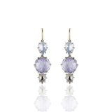 Caterina 3-Drop Earring