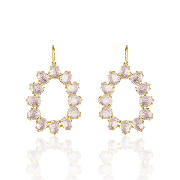 Caterina Small Frame Earring