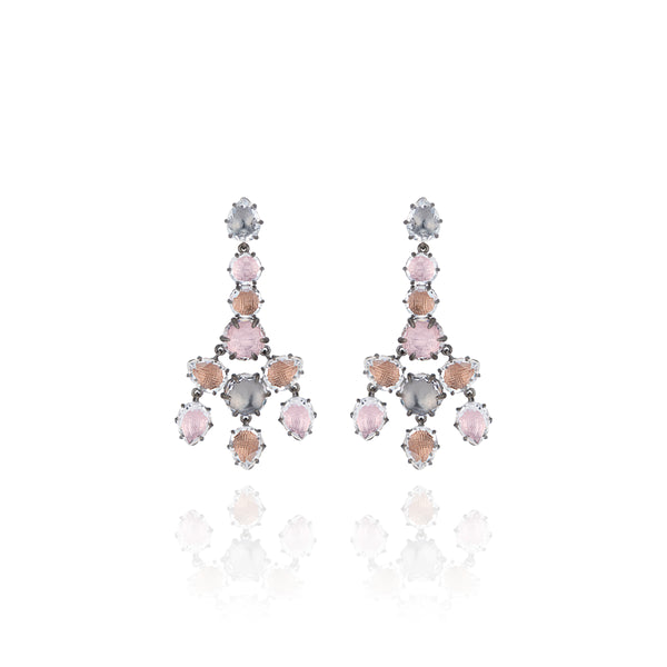 Caterina Girandole Earrings