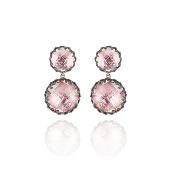 Olivia Small Day Night Earrings