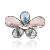Sadie Large Butterfly Brooch