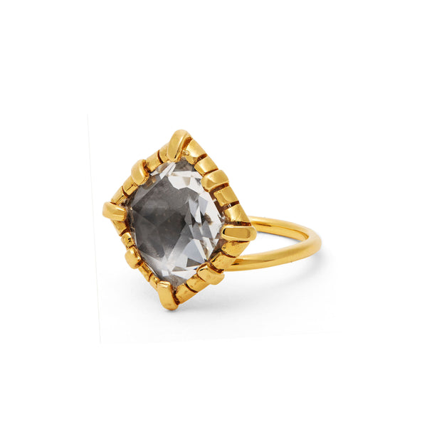 Sadie Cushion Ring