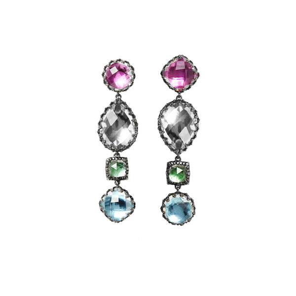 Sadie 4-Drop Earrings