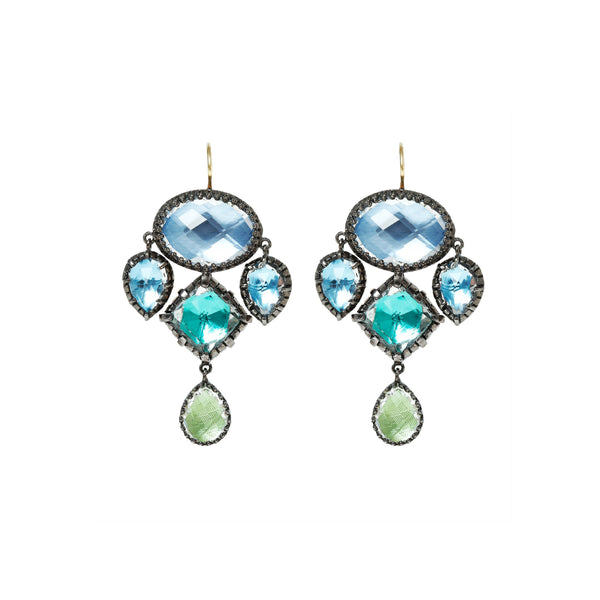 Sadie Girandole Earrings