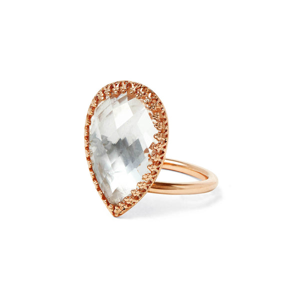 Sadie Pear Ring