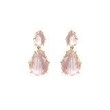 Caterina Small Double Drop Earring