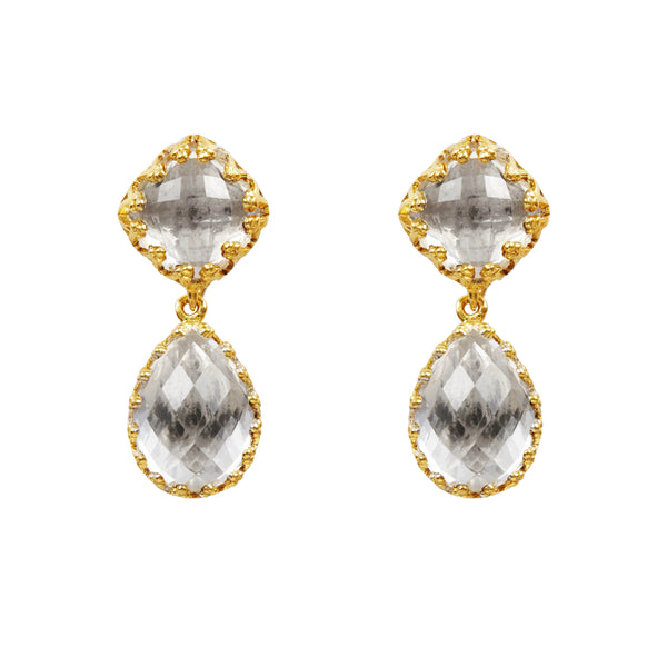 Jane Small Day Night Earrings