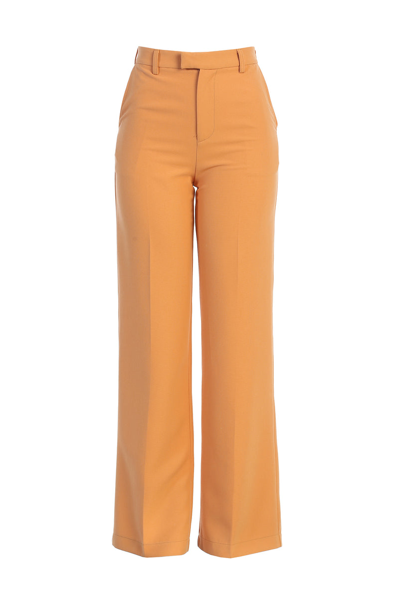 APRICOT LEWIN TAILORED TROUSERS