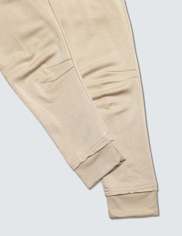 Tan Warmie Sweatpants