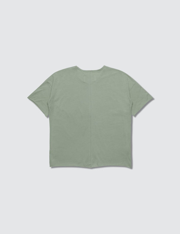 Sage Short Sleeve Top