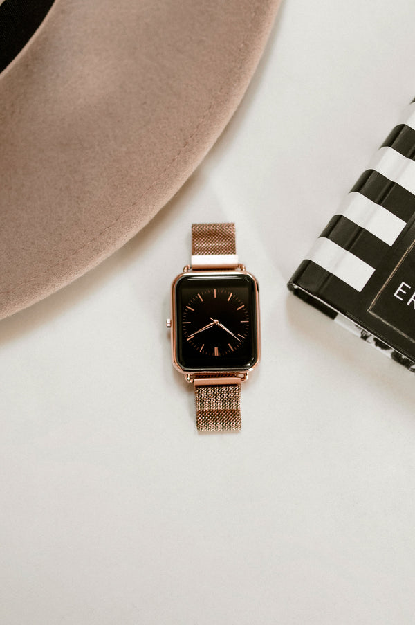Rose Gold Truth Watch
