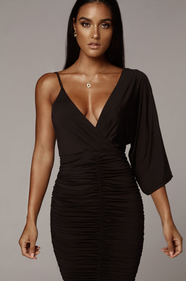 Black So Elevated Dress