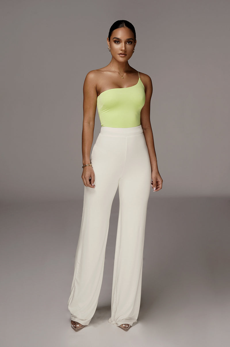 Lime America JLUXBASIX One Strap Top