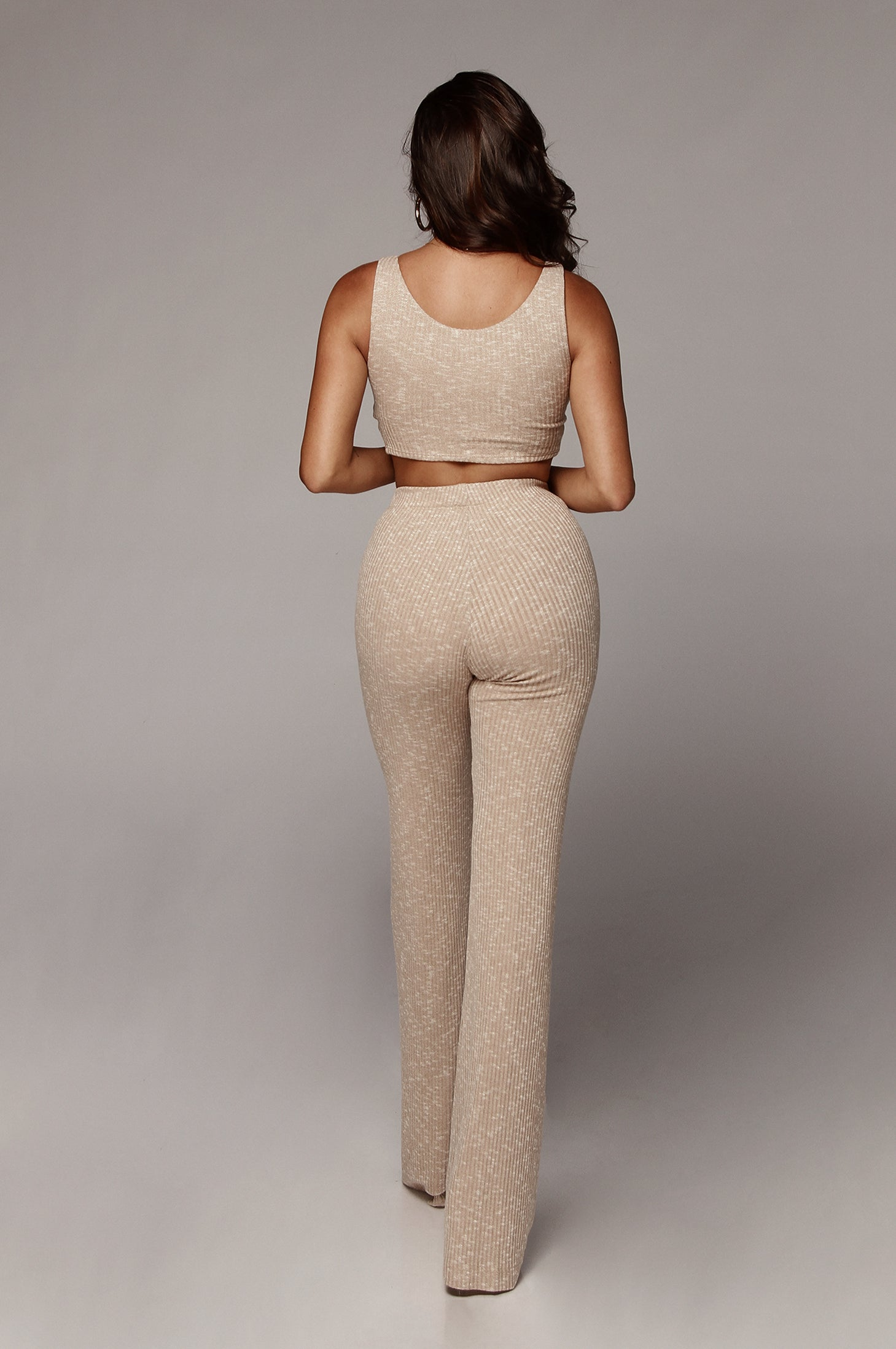 Coco Minnie Ribbed Pants