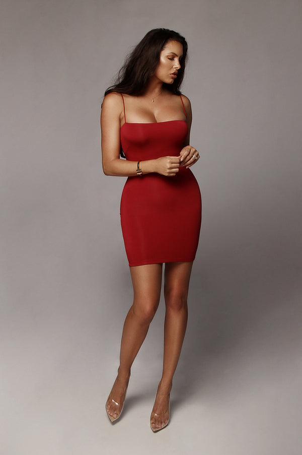5663008d34fca Red Vivi Mini Dress Red Vivi Mini Dress