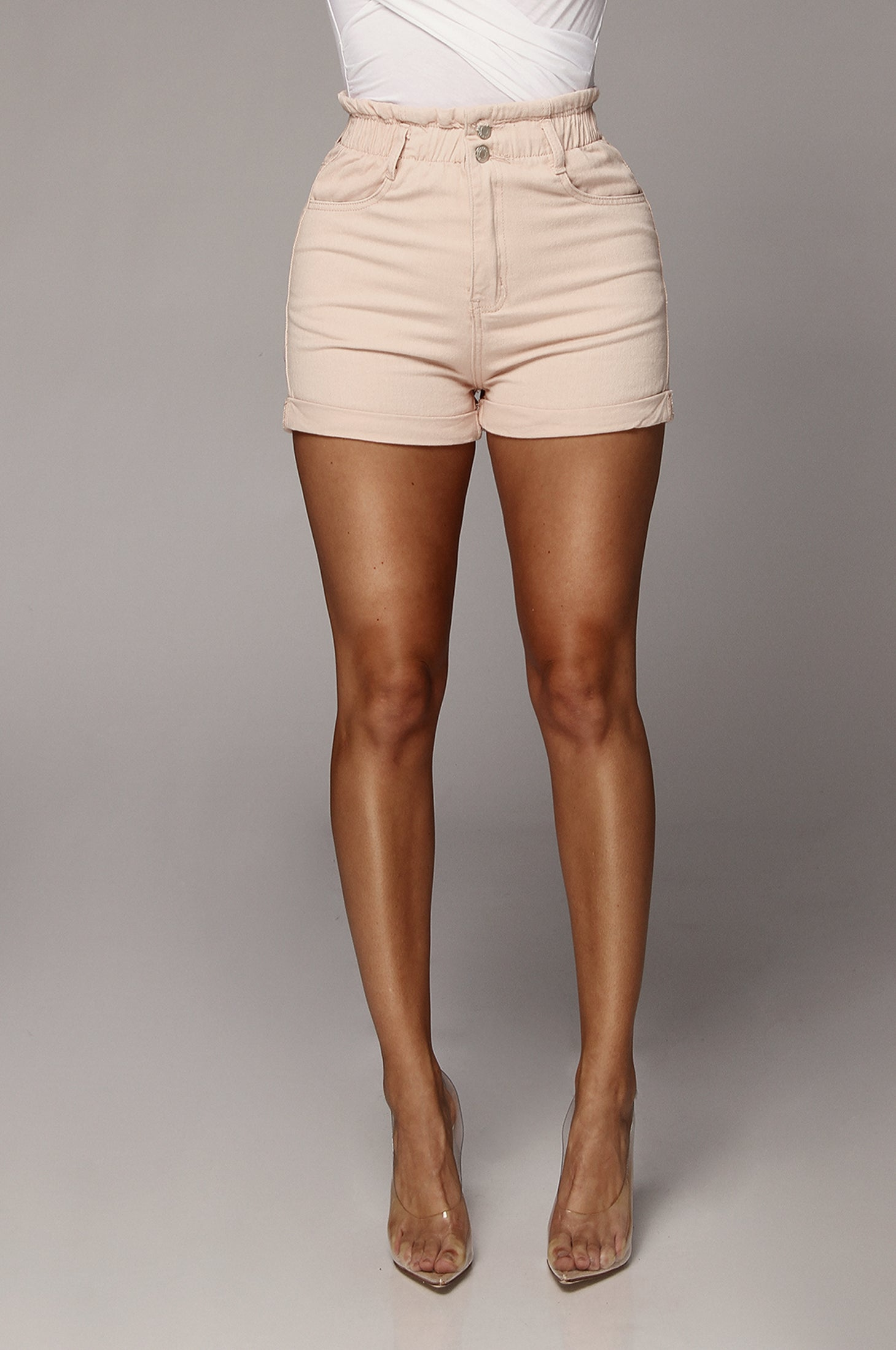 Dusty Rose Summer Solstice Shorts
