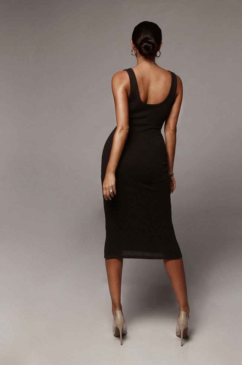 Black Shani Dress
