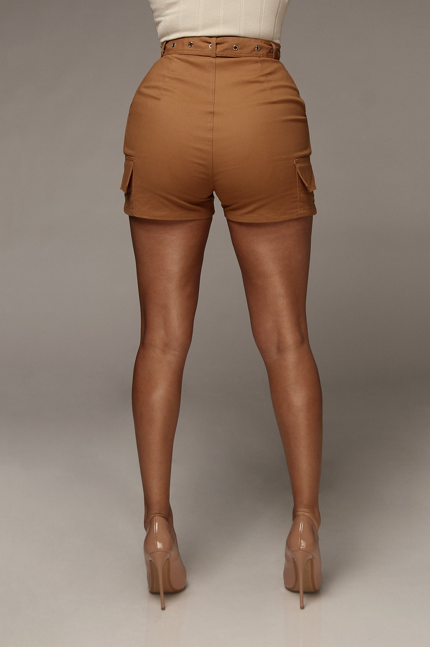 Camel Let's Adventure Shorts