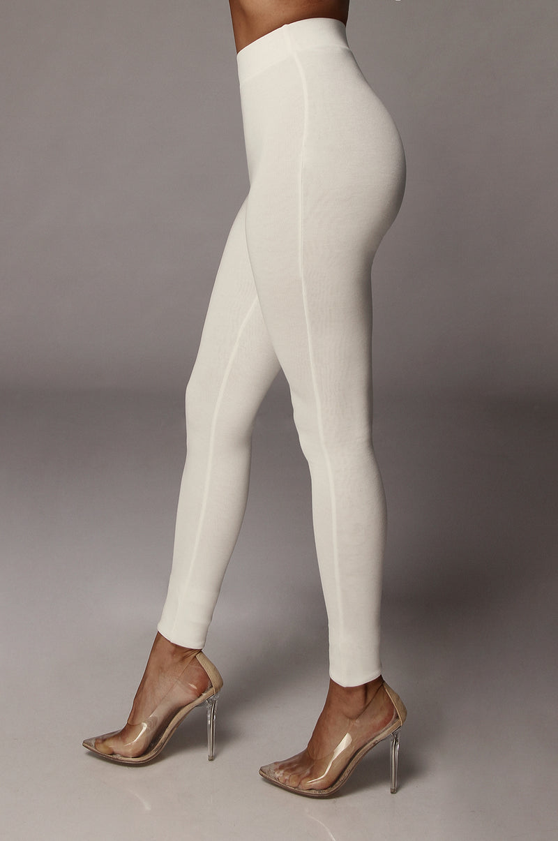 Ivory Tasha Leggings