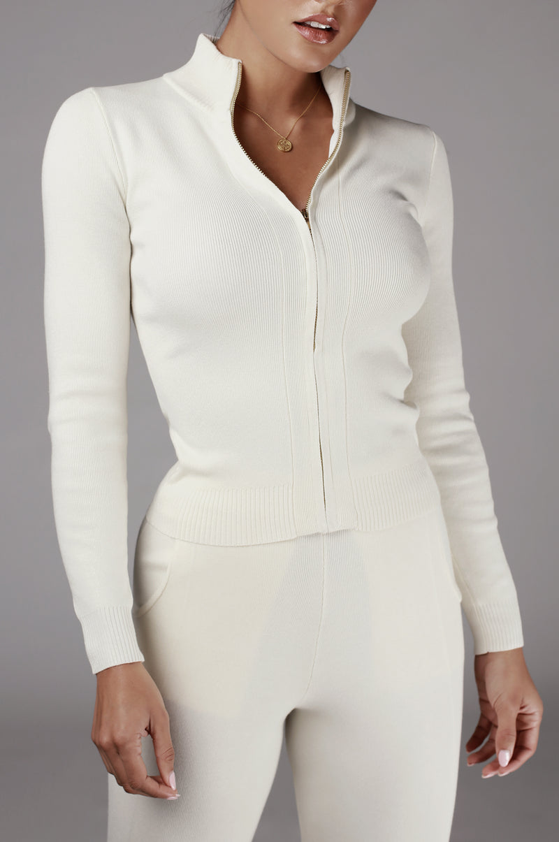 Ivory Iriana Sweater Set