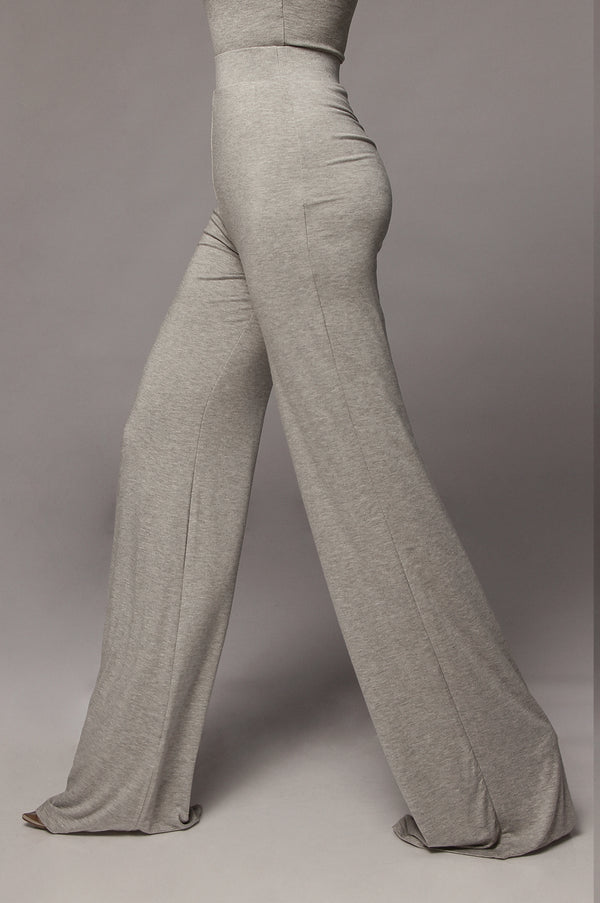 Grey Dakota Straight Leg JLUXBASIX Pant