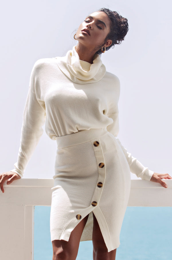 Ivory Shae Sweater Set