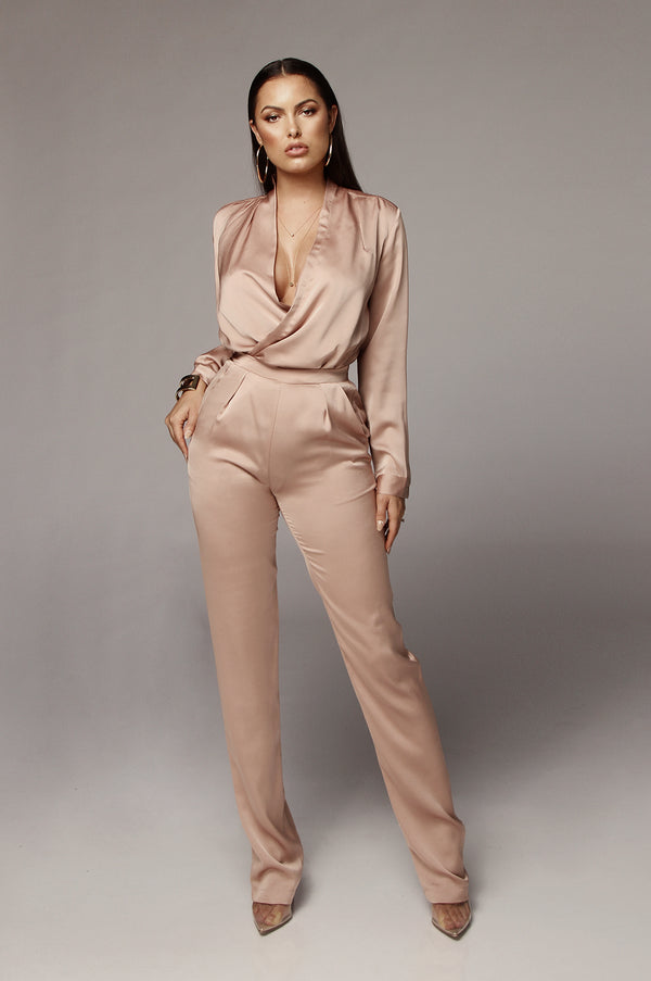 Dusty Rose Avalyn Pants