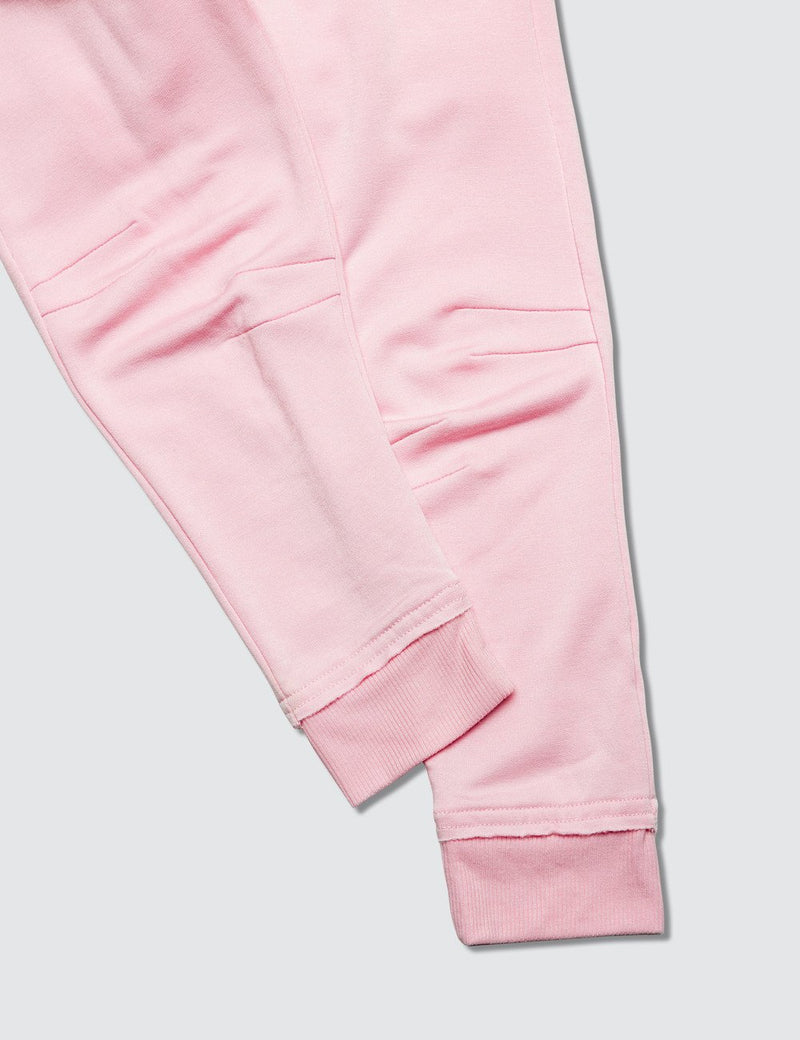 Pink Warmie Sweatpants