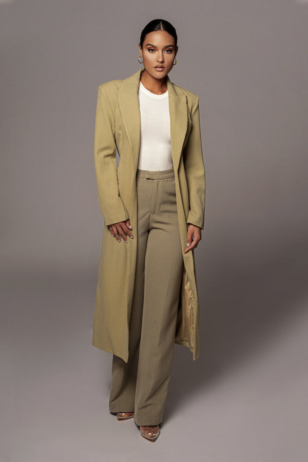 SAGE LEWIN TAILORED TROUSERS