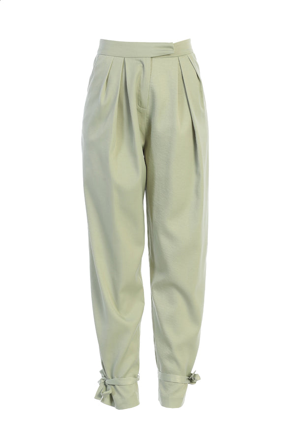 SAGE CAMILLE WOVEN PANTS