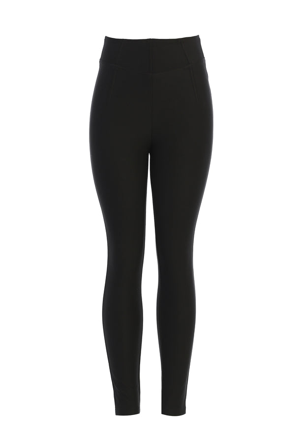 Black Ultra High Waisted Skinny Pants