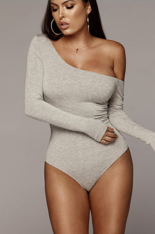 Nude Empire Sheer Bodysuit
