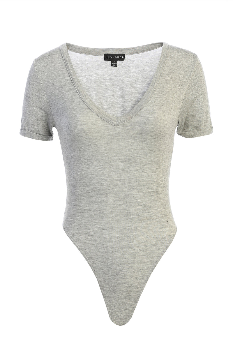 Grey Reen Essential Bodysuit