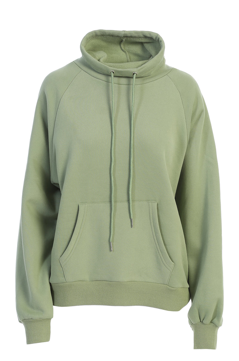 SAGE UNISEX TEARLY OVERSIZED PULLOVER