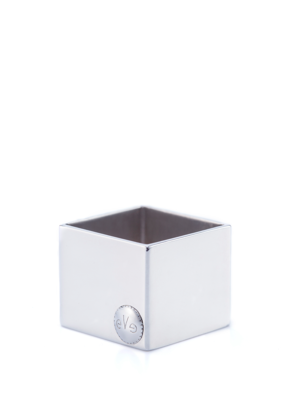 PURE GEOMETRY - Cube ring