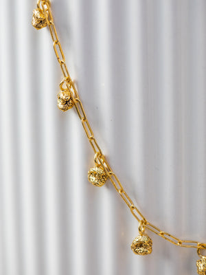 Archaic chain necklace