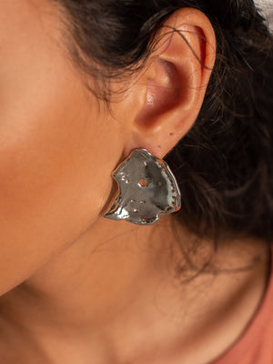 Talisman Moon Earrings