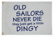 Old Sailors Novelty Flag